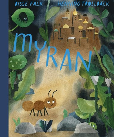 bokomslag Myran