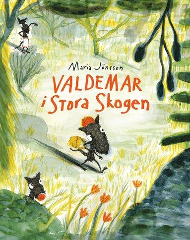 bokomslag Valdemar i stora skogen