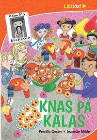 bokomslag Knas på kalas