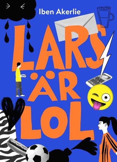 bokomslag Lars är LOL