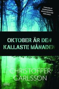 bokomslag Oktober är den kallaste månaden