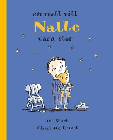 bokomslag En natt vill Nalle vara stor