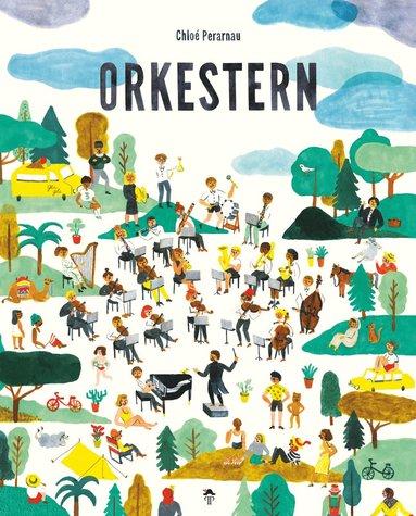 bokomslag Orkestern : sök och finn - jorden runt