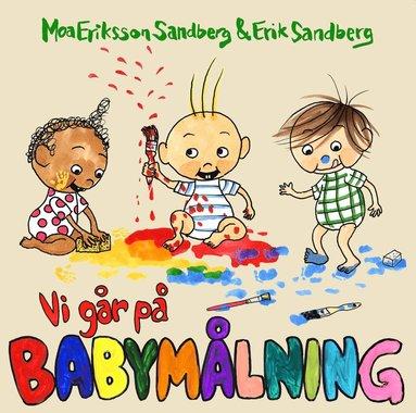 bokomslag Vi går på babymålning