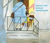 bokomslag Hemma hos Harald Henriksson
