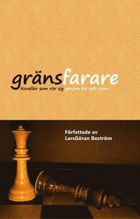bokomslag Gränsfarare : noveller som rör sig genom tid och rum