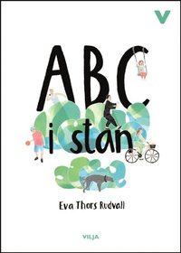 bokomslag ABC i stan (Bok + Ljudbok)