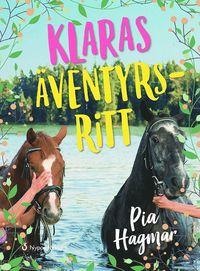 bokomslag Klaras äventyrsritt (lättläst)