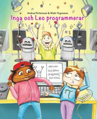 bokomslag Inga och Leo programmerar
