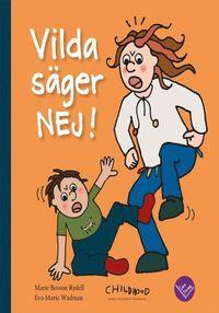 bokomslag Vilda säger NEJ! + handledning