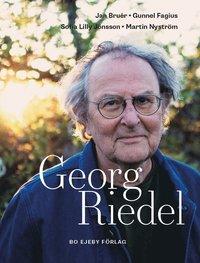 bokomslag Georg Riedel : jazzmusiker och kompositör