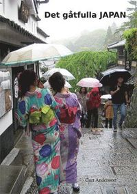 bokomslag Det gåtfulla Japan