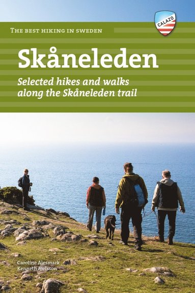bokomslag Skåneleden : selected hikes along the Skåneleden