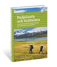 bokomslag Fjällvandra i Padjelanta och Sulitelma