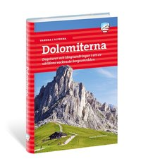 bokomslag Vandra i Alperna: Dolomiterna