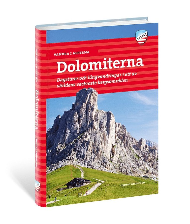Vandra i Alperna: Dolomiterna 1