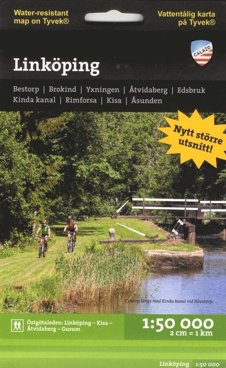 Linköping 1:50.000 tyvek 1