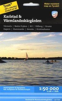bokomslag Karlstad & Värmlandsskärgården