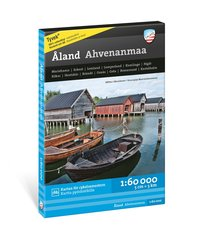 bokomslag Åland Ahvenanmaa 1:60.000