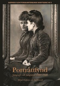 bokomslag Porträttfynd