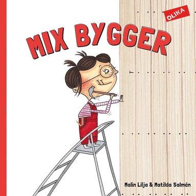 bokomslag Mix bygger