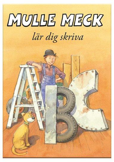 bokomslag Mulle Meck lär dig skriva ABC