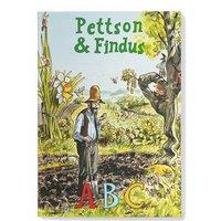 bokomslag Pettson & Findus ABC