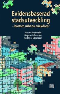 bokomslag Evidensbaserad stadsutveckling