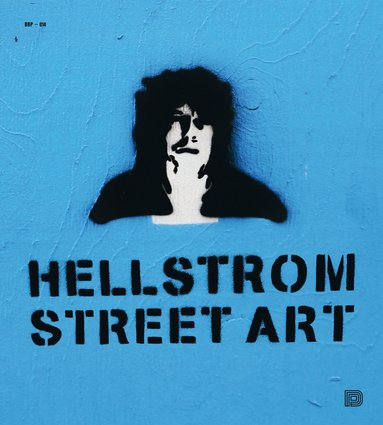 bokomslag Hellstrom Street Art