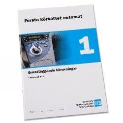 bokomslag Första körhäftet : automat