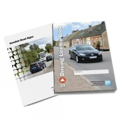 bokomslag Driving License Book