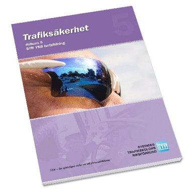 bokomslag Trafiksäkerhet