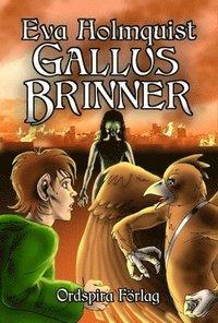 bokomslag Gallus brinner