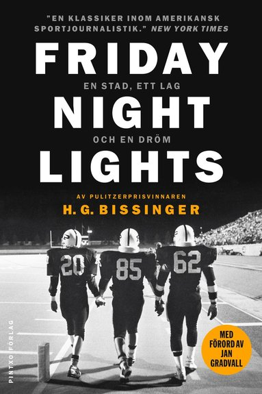 bokomslag Friday night lights