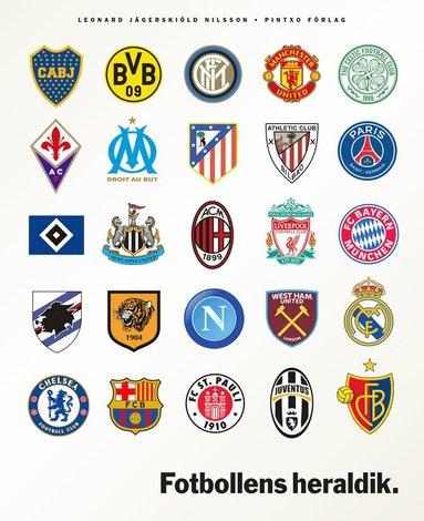 bokomslag Fotbollens heraldik