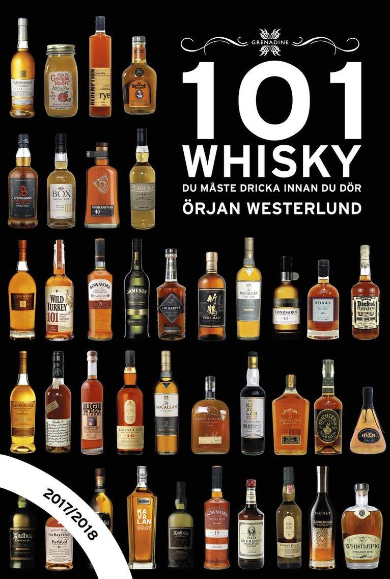 101 Whisky du måste dricka innan du dör : 2017/2018 1