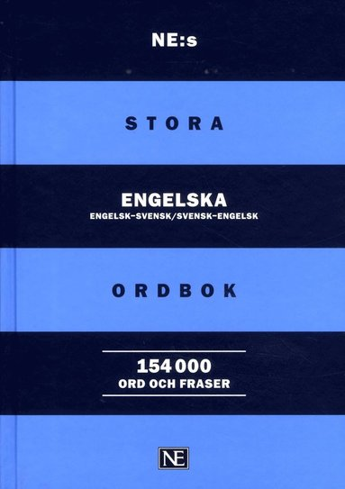 lexikon engelska svenska