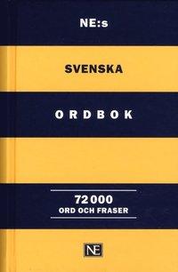 bokomslag NE:s svenska ordbok