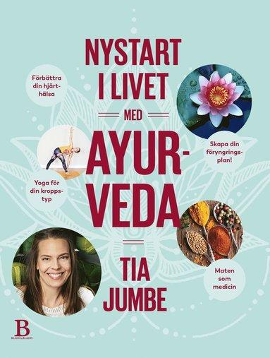 bokomslag Nystart i livet med ayurveda