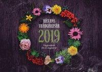 bokomslag Häxans trädgårdsår 2019 : väggkalender för ett magiskt år
