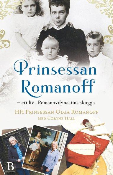 bokomslag Prinsessan Romanoff - ett liv i Romanovdynastins skugga