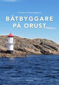 bokomslag Båtbyggare på Orust
