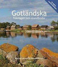 bokomslag Gotländska fiskelägen och strandbodar