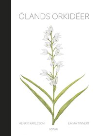 bokomslag Ölands orkidéer