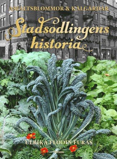 bokomslag Stadsodlingens historia : kålgårdar, kolonier & asfaltsblommor