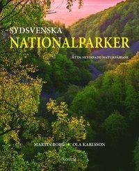 bokomslag Sydsvenska nationalparker : åtta skyddade naturpärlor för framtiden