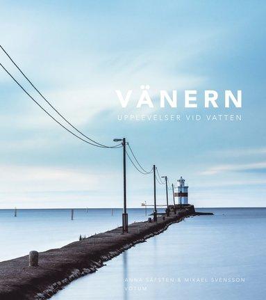bokomslag Vänern : upplevelser vid vatten