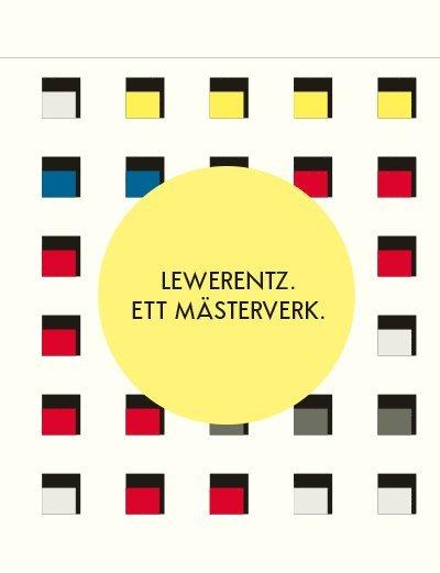 Lewerentz : ett mästerverk 1