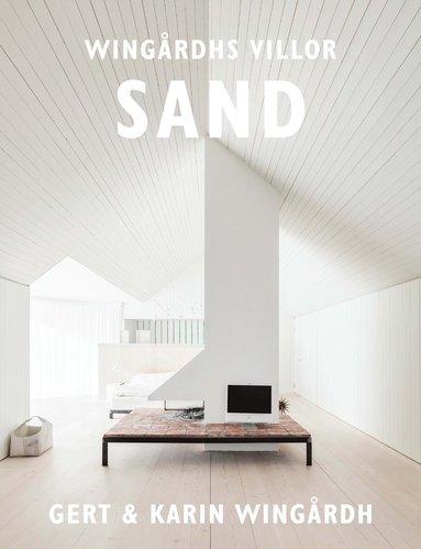 bokomslag Wingårdhs villor - Sand