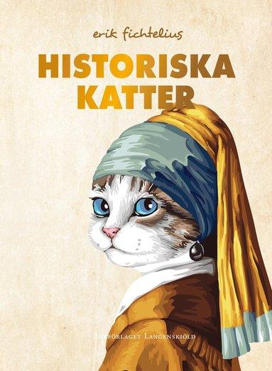 bokomslag Historiska Katter